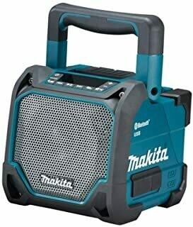 Makita DMR202 Bluetooth Speaker, 18 V
