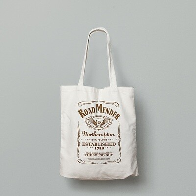 ROADMENDER EST 1940 TOTE BAG