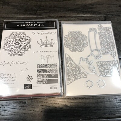 Wish for It All Cling Bundle
