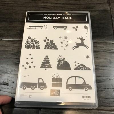 Holiday Haul Photopolymer Stamp Set