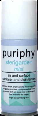 Sterigarde + Mist - Aerosol Disinfectant - 100ml