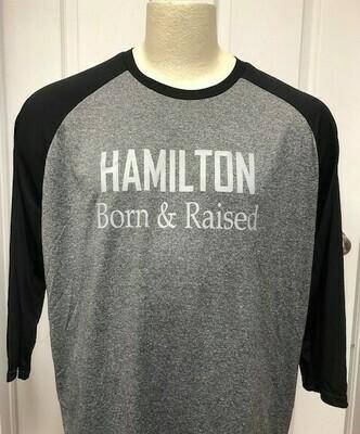 Baseball Undershirt - Hamilton Born & Raised