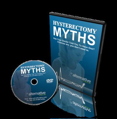 Hysterectomy Myths DVD