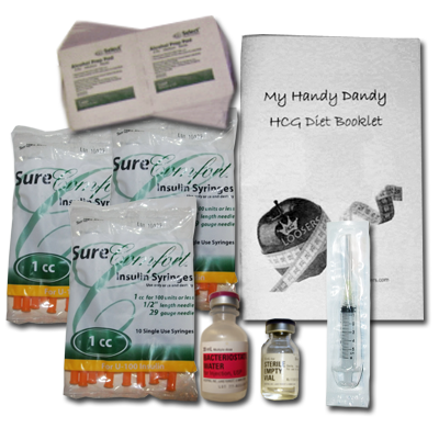 30 Day Mixing Kit for Injections - FREE SHIPPING