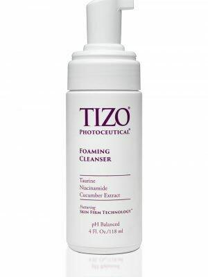 TIZO® FOAMING CLEANSER gentle pH balanced