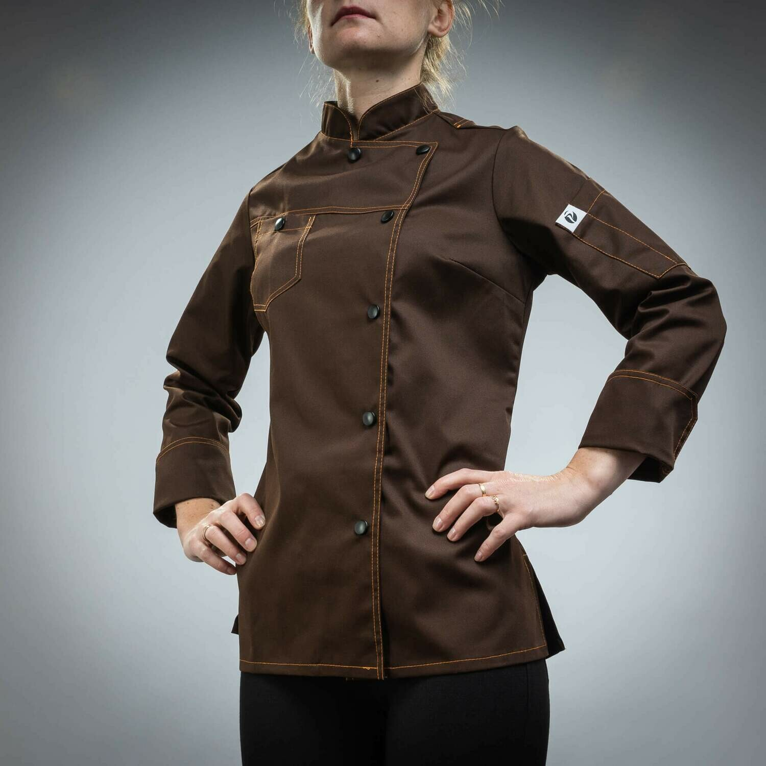 540BR - CHEF'S JACKET