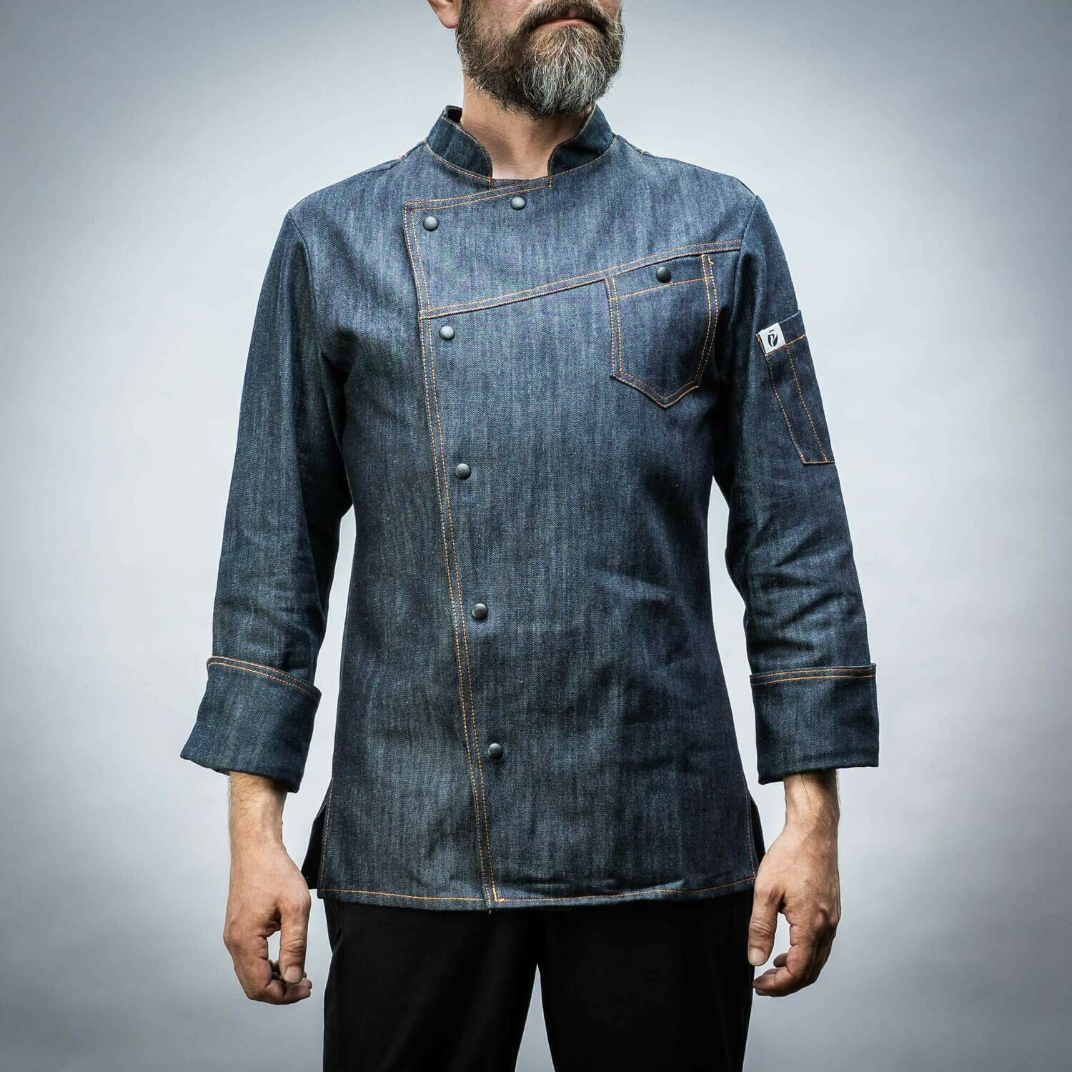 140JEANS - CHEF'S JACKET