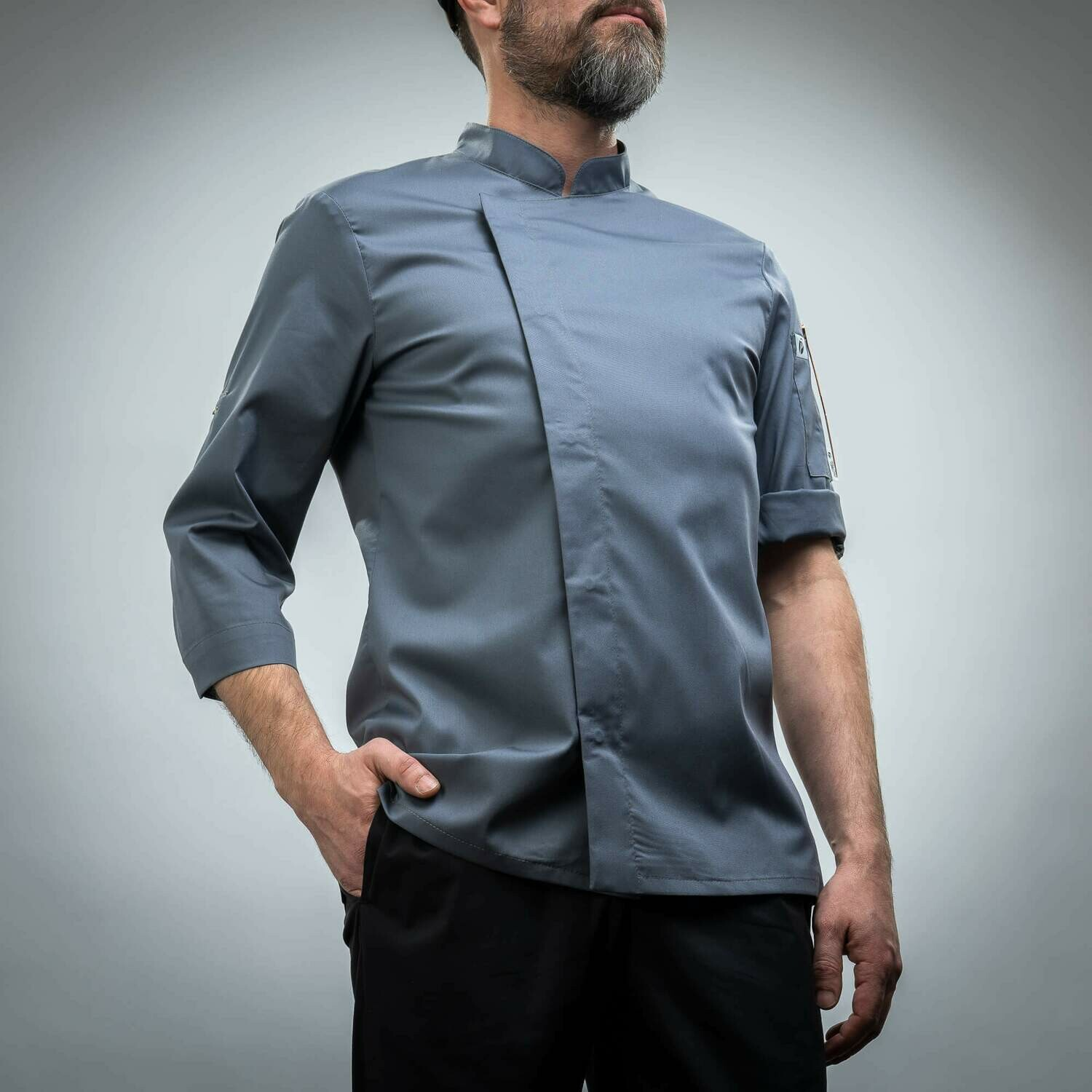 306GN - CHEF'S JACKET