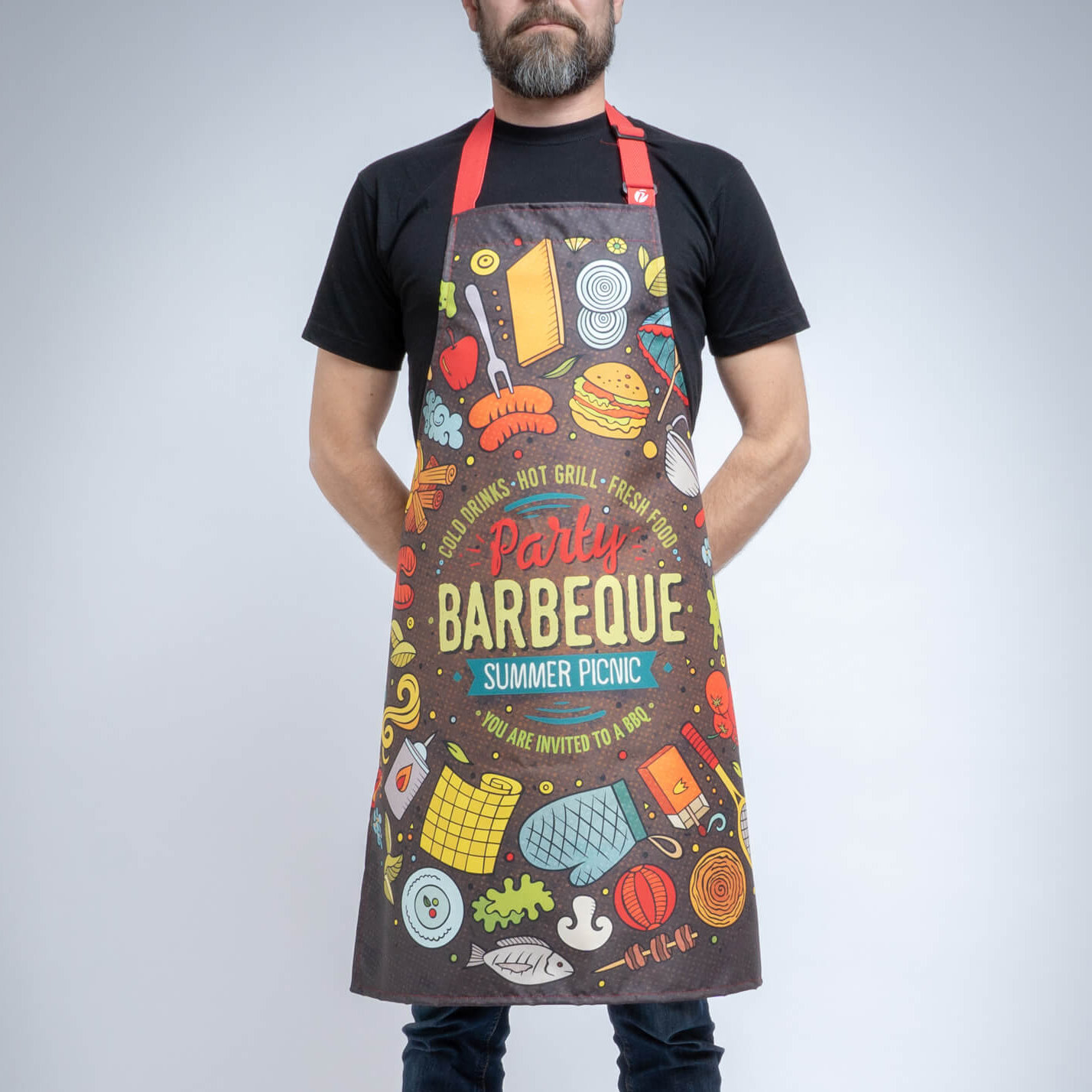 FRS23/BARBEQUE - ФАРТУК