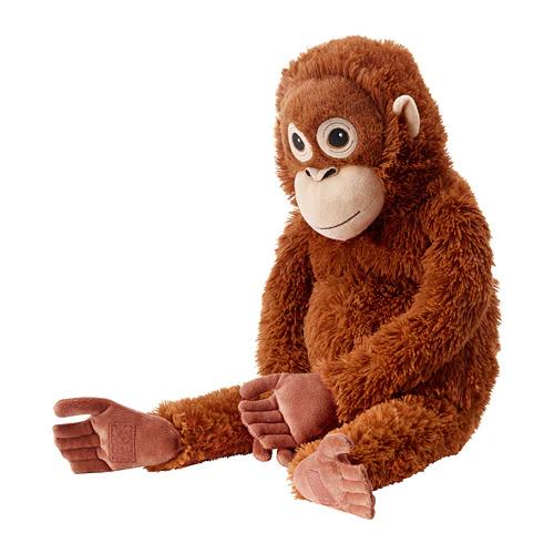ДЬЮНГЕЛЬСКОГ Мягкая игрушка, орангутанг