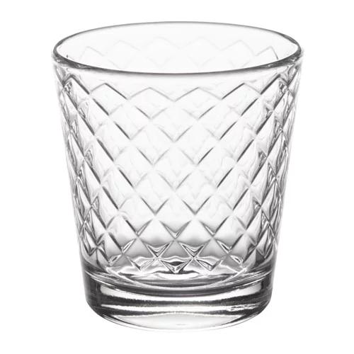 СМОРИСКА Стопка, прозрачное стекло, 5 сл