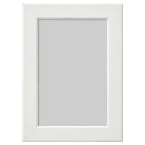 ФИСКБУ Рама, белый, 10x15 см