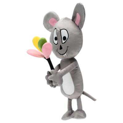 САГОСКАТТ Мягкая игрушка, мышка с шариками