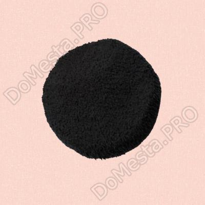 БЕРТИЛЬ Подушка на стул, черный, 33 см