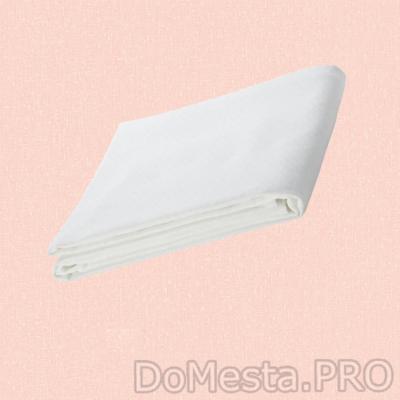 АДРИНЕ Скатерть, белый, 145x220 см