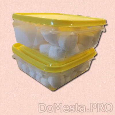 Пищевая соль таблетированная в контейнере Прута/ 600 гр