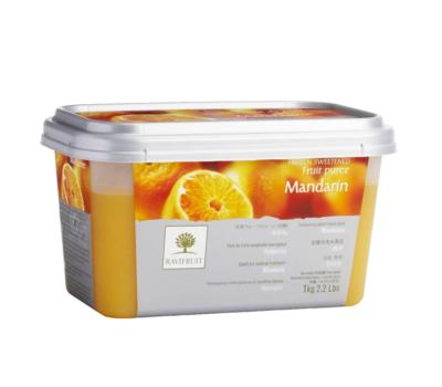 Пюре из мандарина с/м 10% сахара 1 кг, Франция, Ravifruit