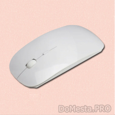Мышь ANNEEX беспроводная белая