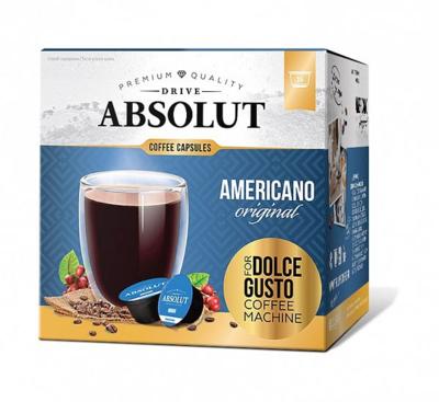 Кофе ABSOLUT DRIVE Dolce Gusto Американо, 16 кап.