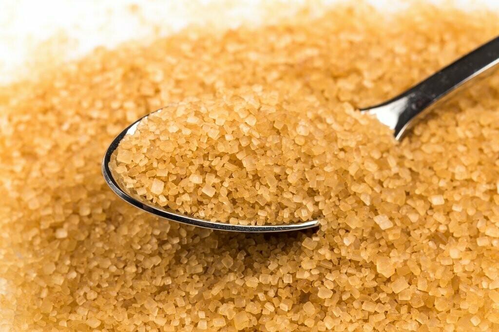 Сахар коричневый Демерара, 1 кг