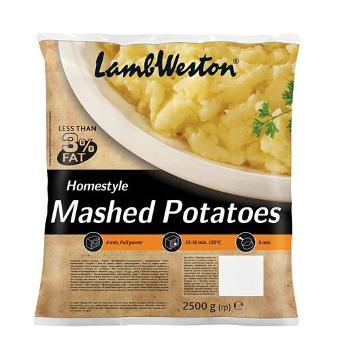 Картофельное пюре по-домашнему (замороженное) 2,5 кг., Нидерланды