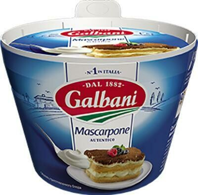 Сыр Маскарпоне, Сербия, Galbani, 80%, 500г