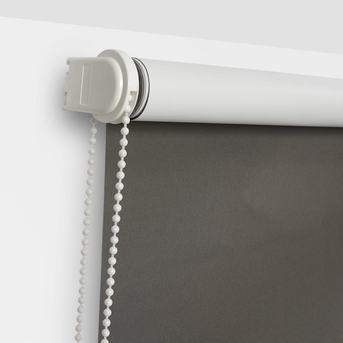 Штора рулонная Blackout Inspire, 120х175 см, цвет серый
