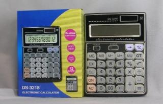 Калькулятор DS-3218