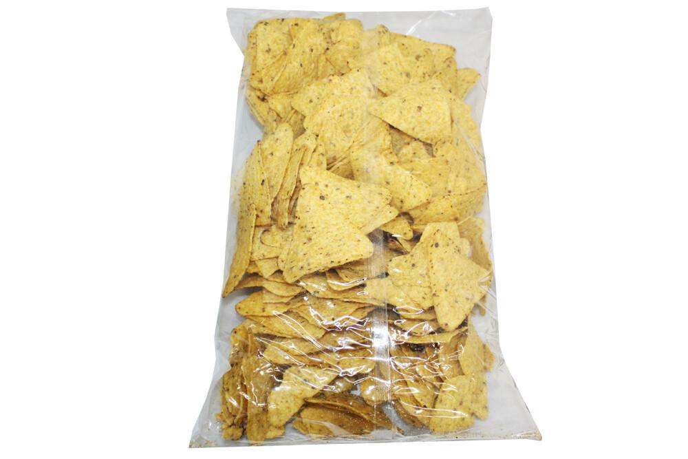 Чипсы кукурузные Начос треугольные Delicados, 500г