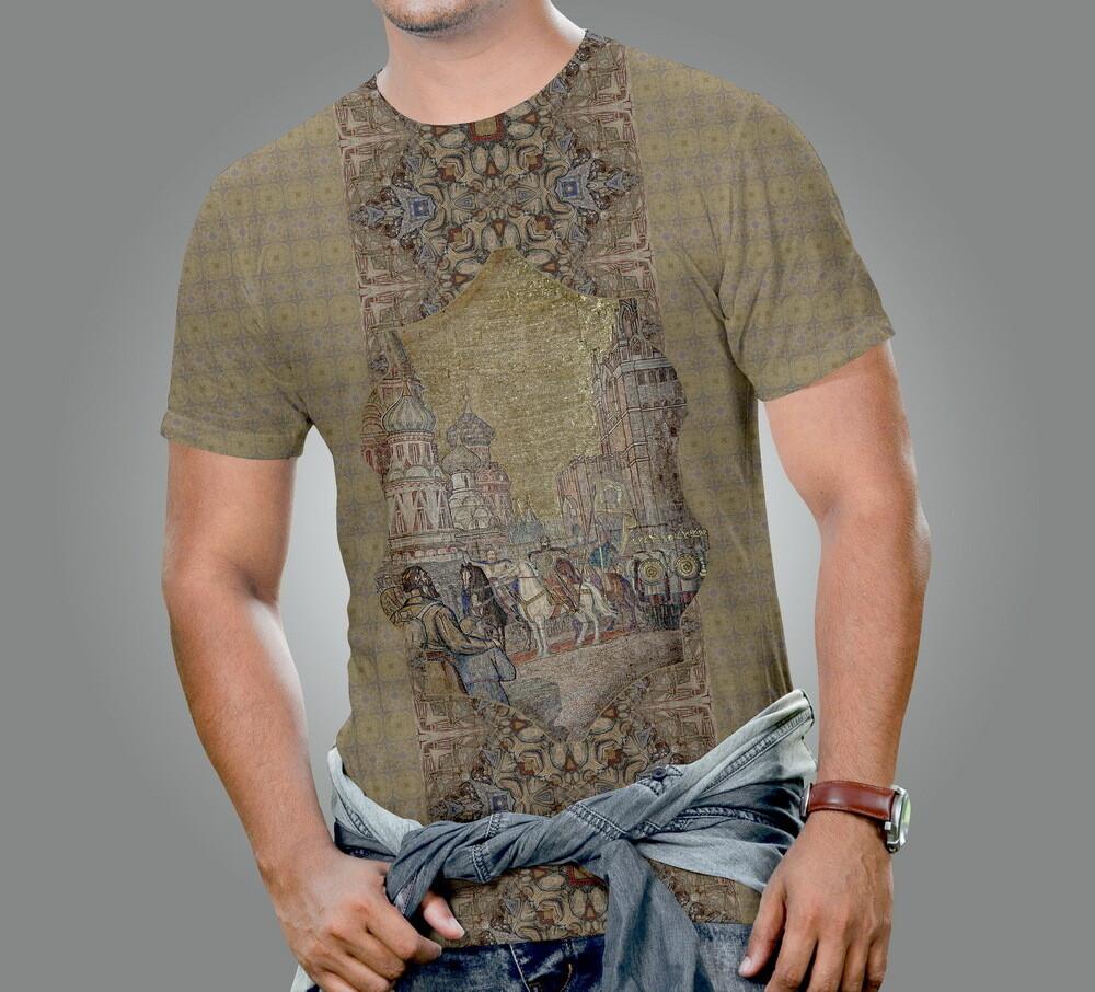Мужская футболка