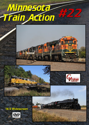 Minnesota Train Action #22