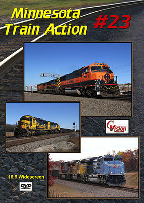 Minnesota Train Action #23