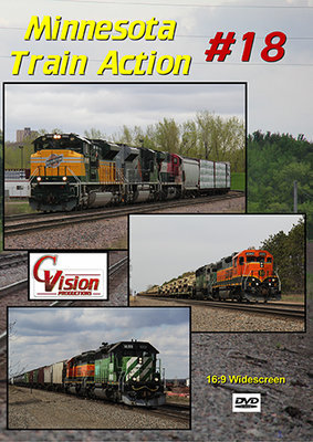 Minnesota Train Action #18