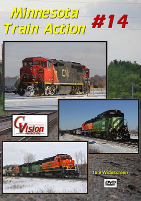 Minnesota Train Action #14