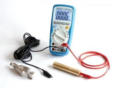 Σετ μέτρησης Body Voltage PeakTech 00042