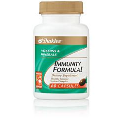 Immunity Formula I 20241