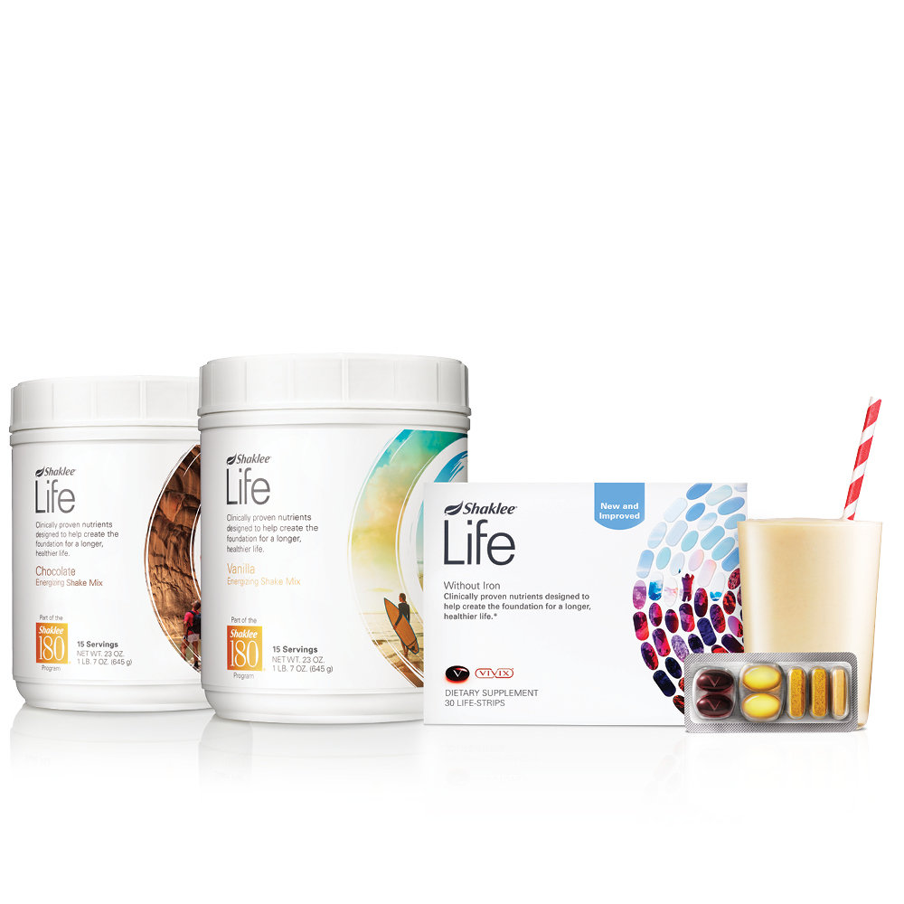 Shaklee Life Plan - Soy Protein Blend 89383