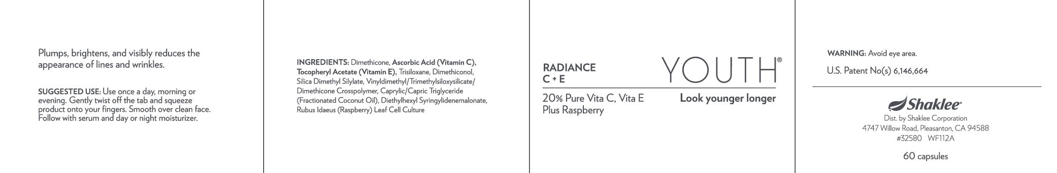 YOUTH Radiance C+E (32580)