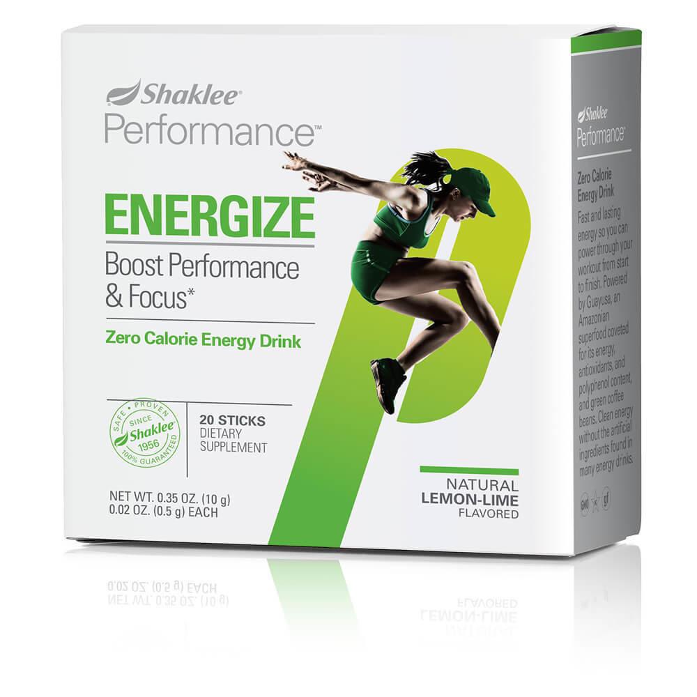 Zero Calorie Energy Drink LEMON-LIME 21307