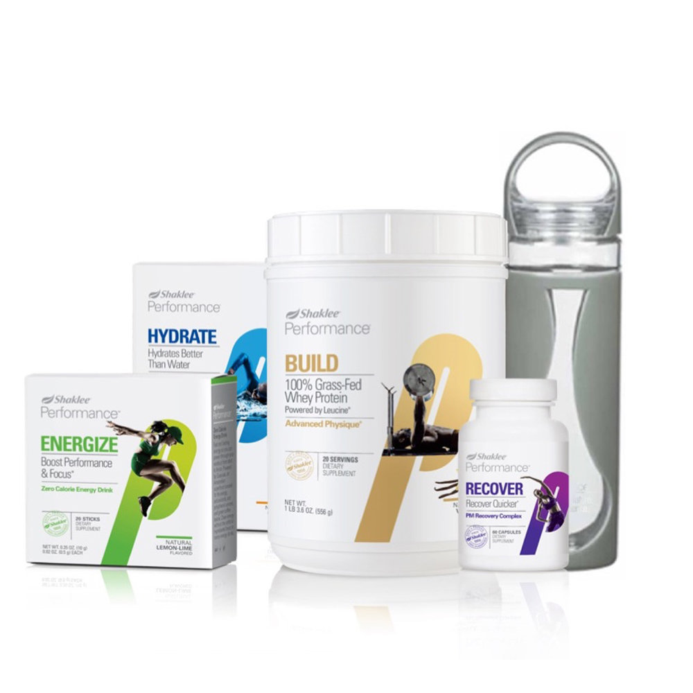 Performance Fitness Pack 89451