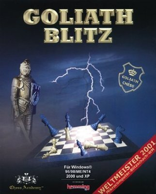 Chess Academy Goliath Blitz 10001