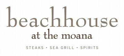 Beachhouse at the Moana - Table of 4