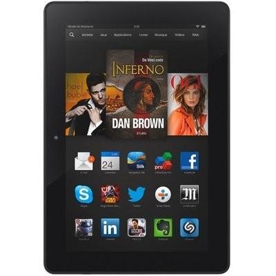 Remplacement Ecran complet (Ecran + vitre tactile) Amazon Kindle Fire HDX 7