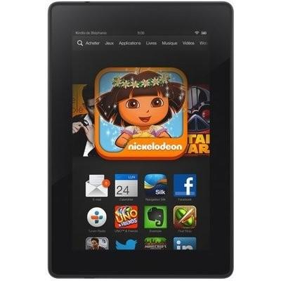Remplacement Ecran complet (Ecran + vitre tactile) Amazon Kindle Fire HD 7