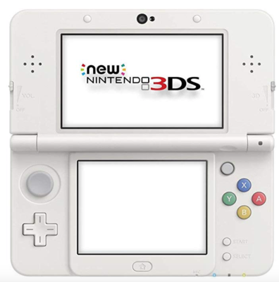 Remplacement  Nappe Camera New Nintendo 3DS
