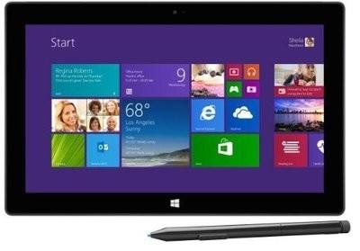 Remplacement Ecran Vitre tactile Complet Microsoft Surface RT 2