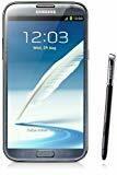 Remplacement Ecran complet Samsung Galaxy Note 2 4G N7105 Couleur : GRIS ****** + Coque du milieu contour chromé pour remise à neuf Offerte