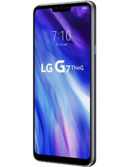 Remplacement Cache Objectif LG G7 ThinQ