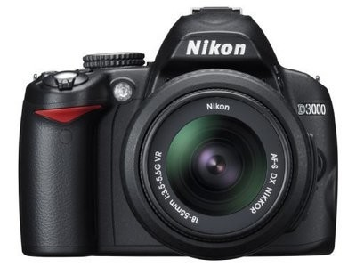 Reparation Ecran interne APN Nikon D3000