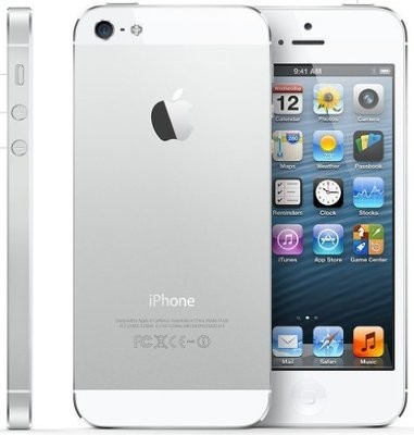 Remplacement chassis arrière iPhone 5